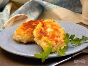 Картофельно-мясные котлеты - фото шаг 7