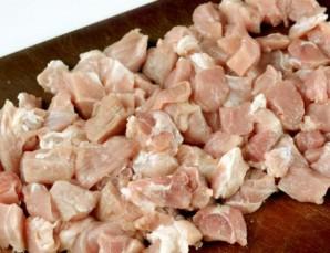 Мясо с черносливом в мультиварке - фото шаг 1