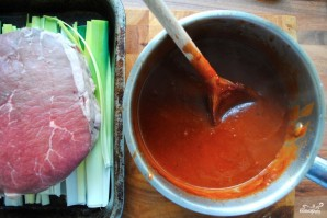 Бургеры с говядиной - фото шаг 3