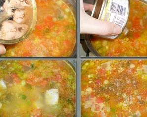 Суп из консервы сайры - фото шаг 5