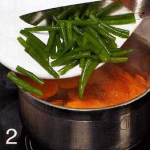 Салат из моркови и шпината - фото шаг 2