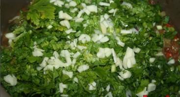 Рагу овощное с телятиной - фото шаг 7