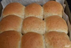 Пшеничные булочки - фото шаг 6