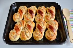 Ореховые булочки - фото шаг 14