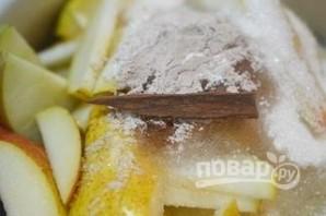 Варенье из груш и яблок - фото шаг 4