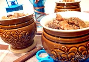 Сушеные грибы в горшочках - фото шаг 5