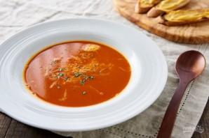 Рыбный томатный суп - фото шаг 11