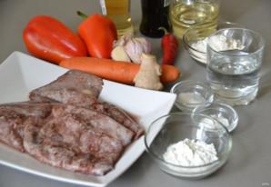 Кальмары в чесночном соусе  - фото шаг 1