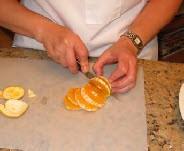 Салат из апельсинов и фенхеля - фото шаг 1