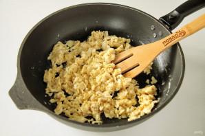 Рис с ветчиной - фото шаг 4