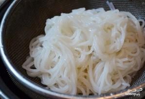 Лапша с морепродуктами по-китайски - фото шаг 2