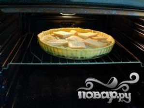 Сырный пирог - фото шаг 14