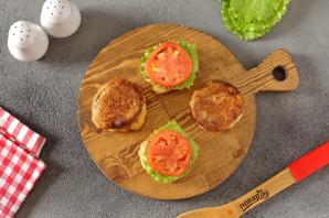 Баклажаны-бургеры - фото шаг 6