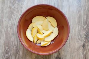 Мясо запеченное с фруктами - фото шаг 3