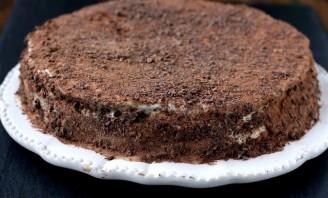 Торт на сметане - фото шаг 10