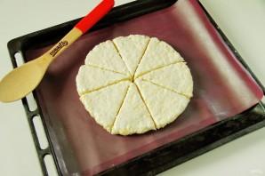 Сырные сконы - фото шаг 7