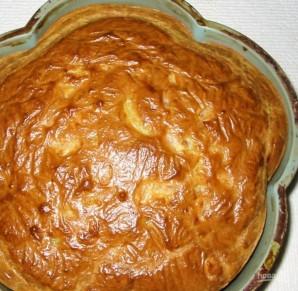 Пирог с рыбой - фото шаг 11
