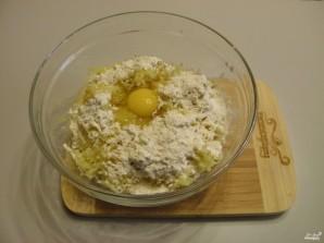 Зразы картофельные с грибами - фото шаг 5