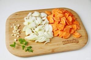 Перловка с морковью и луком - фото шаг 4