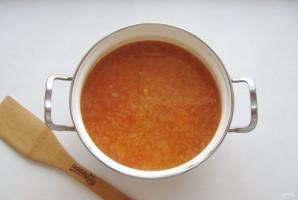 Суп харчо из индейки - фото шаг 8