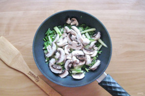 Грибной суп по-китайски - фото шаг 5