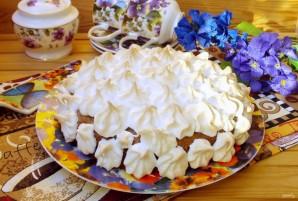 Ореховый пирог с меренгой - фото шаг 15