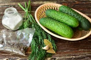 Камышинские соленые огурцы