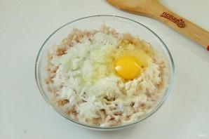 Рыбные котлеты в рисовом кляре - фото шаг 3