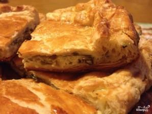 Луковый пирог от Юлии Высоцкой - фото шаг 5