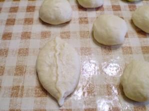 Пирожки постные с грибами - фото шаг 12