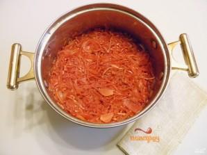 Салат из кабачков на зиму - фото шаг 5