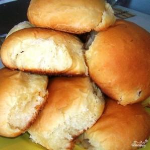 Пирожки с яблоками в духовке - фото шаг 8