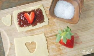 Завтрак любимому на 14 февраля - фото шаг 3