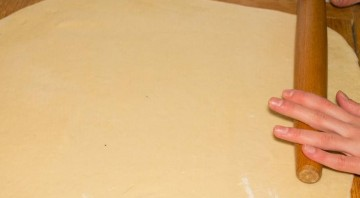 Рогалики с маком из дрожжевого теста - фото шаг 1