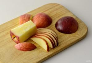 Яблочная каша - фото шаг 2