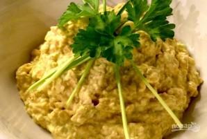 Салат из куриной грудки с карри - фото шаг 13