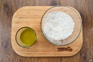 Ржаное пирожное постное - фото шаг 2