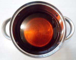 Сырный суп с сушеными грибами - фото шаг 5