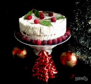 Рождественский торт из сухофруктов - фото шаг 5