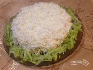 """Праздничный салат """"Невеста"""" - фото шаг 14"""
