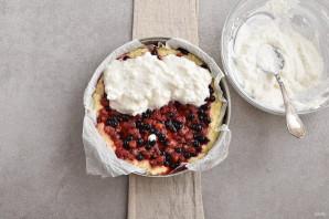 Пирог с ягодной начинкой - фото шаг 10