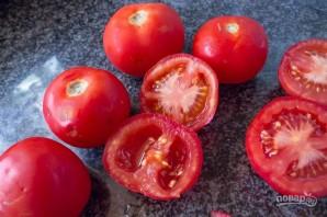 Лечо из перца и помидоров - фото шаг 1