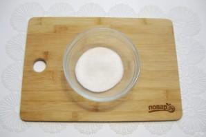 Шоколадно-ванильный крем - фото шаг 1