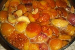 Варенье из абрикосов ассорти - фото шаг 3
