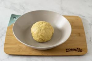 Кунжутное печенье - фото шаг 4