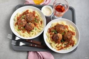 Итальянский ужин - фото шаг 10