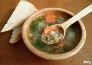 Гречневый суп классический - фото шаг 6