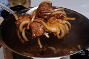 Вкусный плов из баранины - фото шаг 5