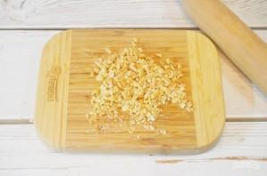 Сливовое варенье с арахисом - фото шаг 1
