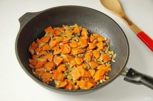 Перловка с морковью и луком - фото шаг 5